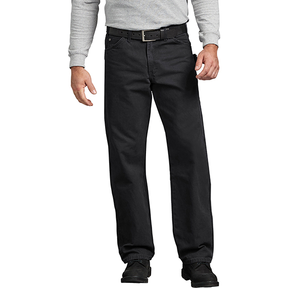 Relaxed Fit Staight Leg Carpenter Duck Jeans