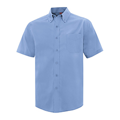 Everyday Short Sleeve Woven Shirt - Male